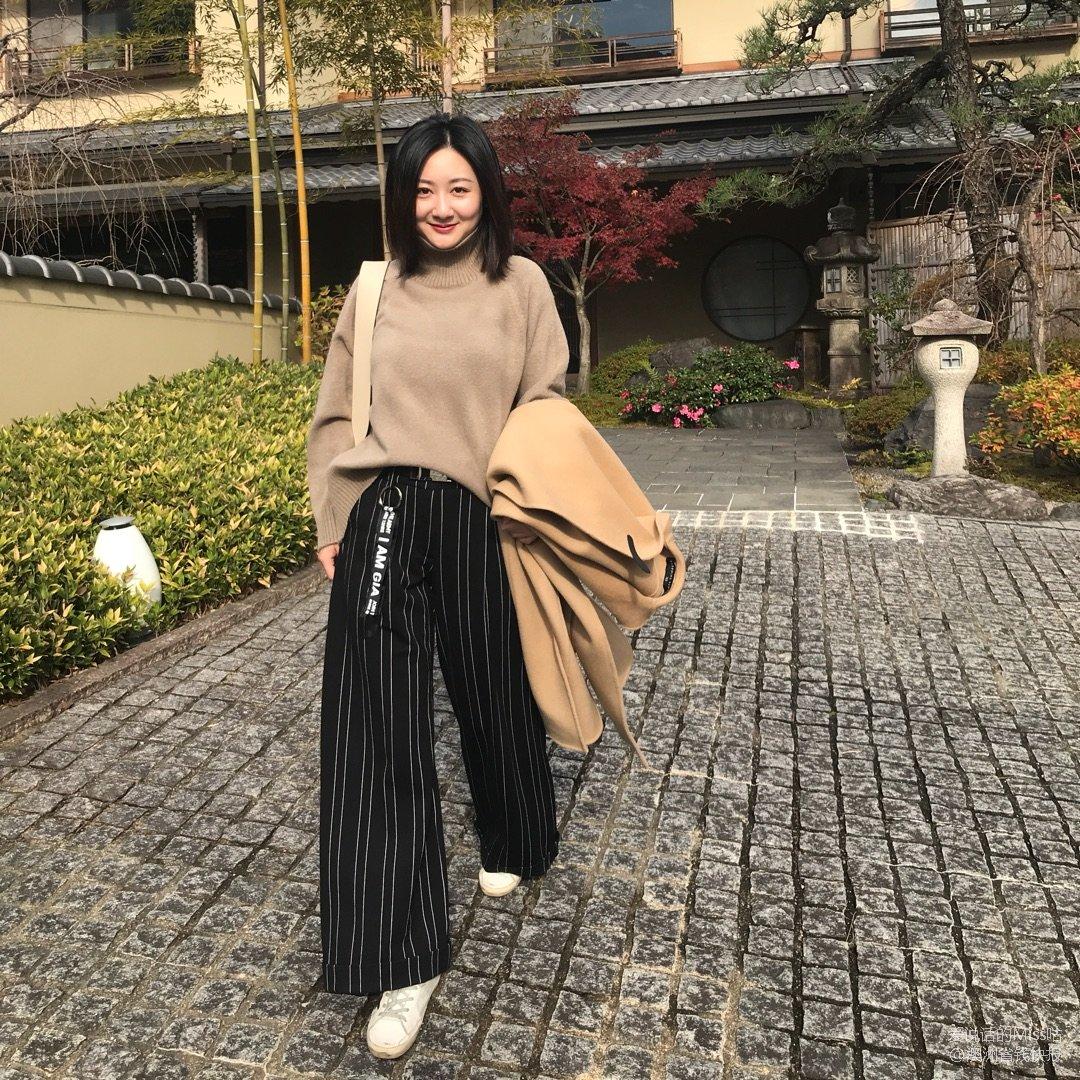 非常❤️京都的后花园—岚山!推荐2...