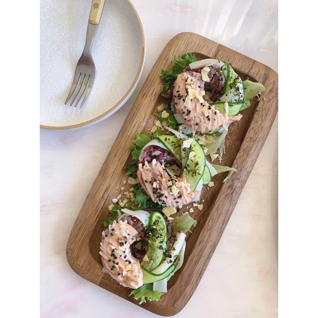法兰西斯午餐系列之———Sushi...