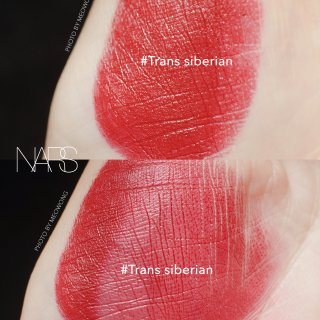 NARS 25周年红管唇膏|Trans Siberian