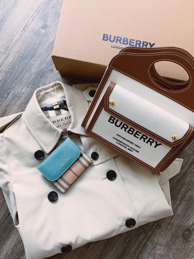 新入荷 | 要是被Burberry...