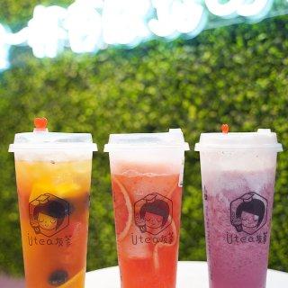 探店眾測 U Tea友茶 - 有感覺的茶