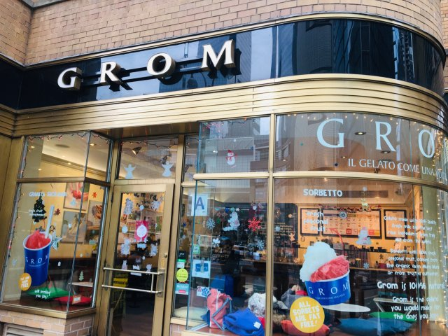 【美食探店】纽约Gelato Grom