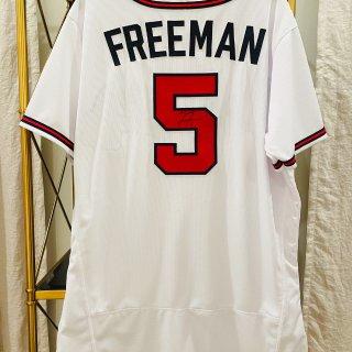 🇺🇸棒球勇士Freddie Freema...