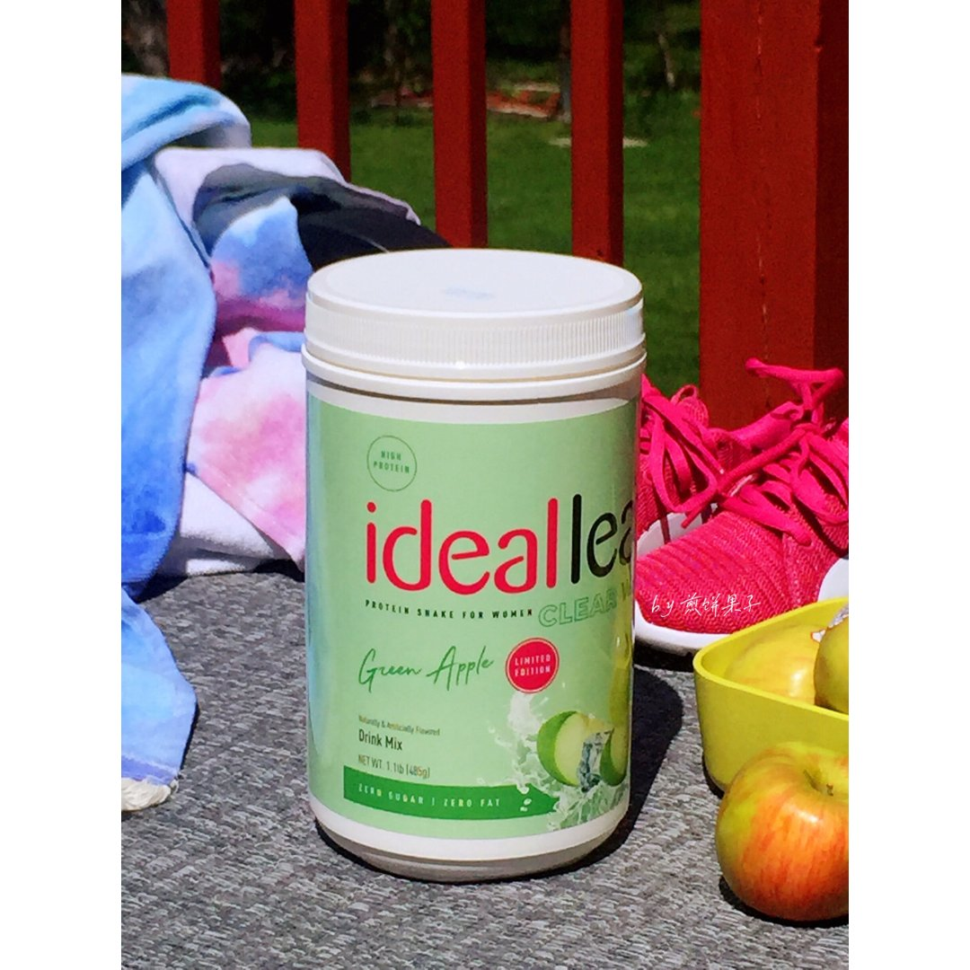 补充单纯的蛋白|Ideallean蛋白粉...
