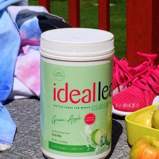 补充单纯的蛋白 Ideallean蛋白粉...