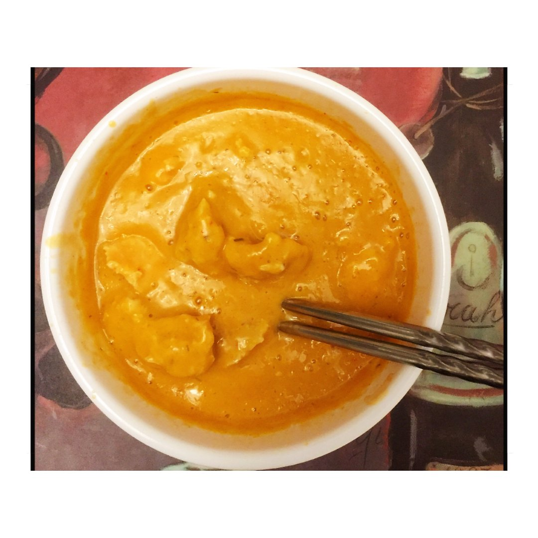 【缺德舅】鸡肉🥥椰子红咖喱