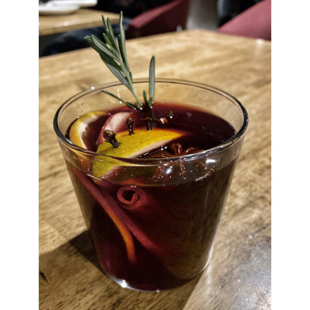 冬季特饮🍷热红酒