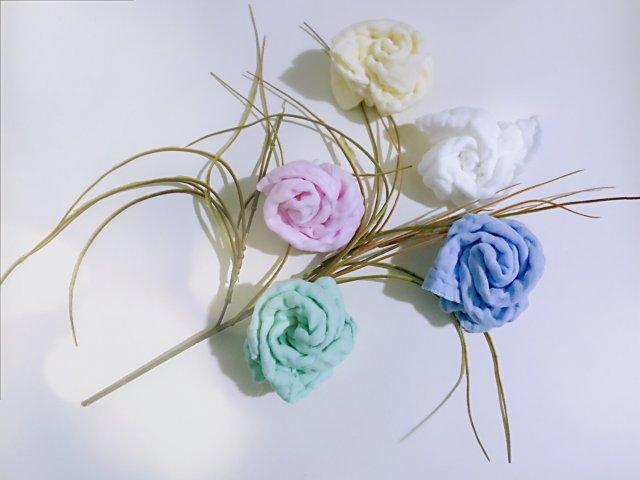 Mukin 宝宝专用纯棉纱毛巾