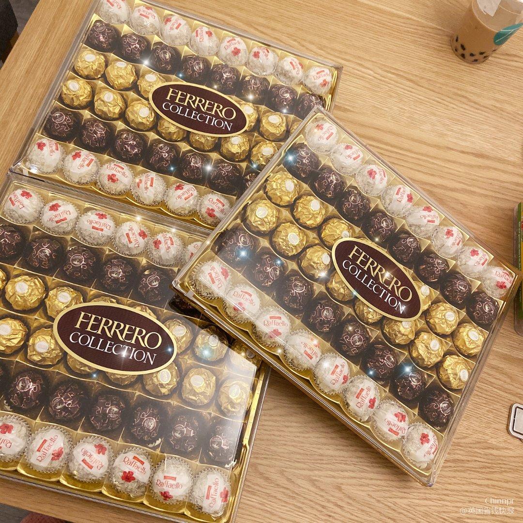 史低价:费列罗巧克力🍫...
