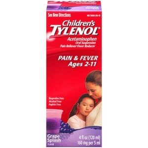 Children's Tylenol Ages 2-11 Pain & Fever | CVS