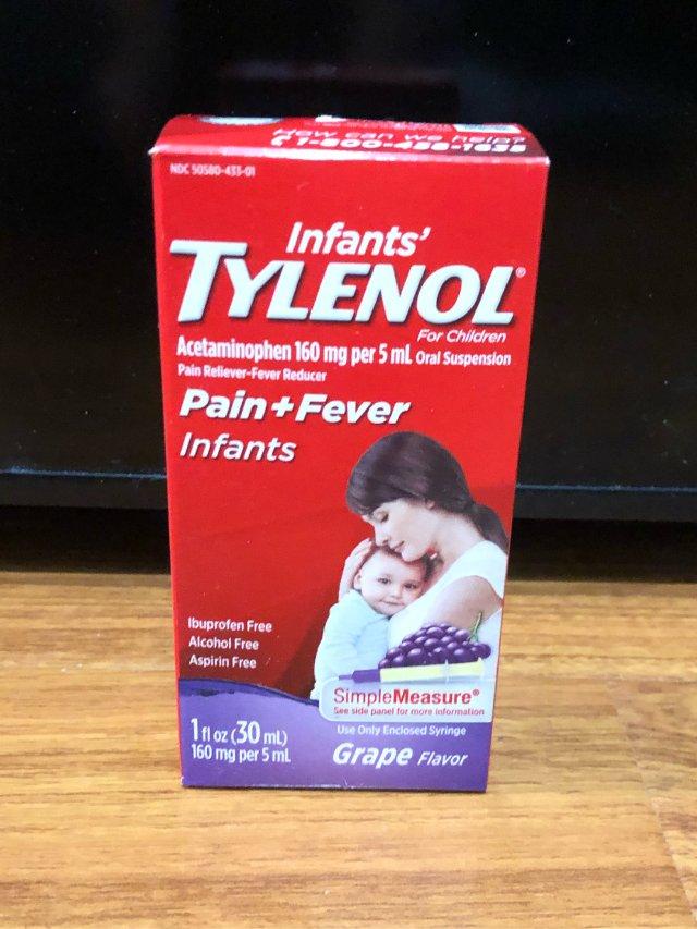寶寶用品|Infant Tylenol