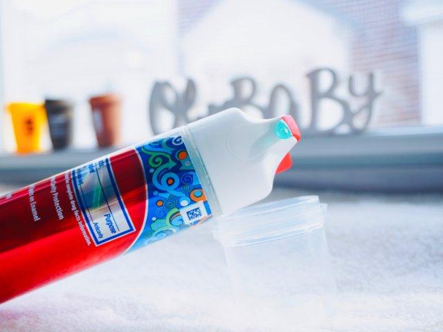 ❥ Colgate大童按压式牙膏