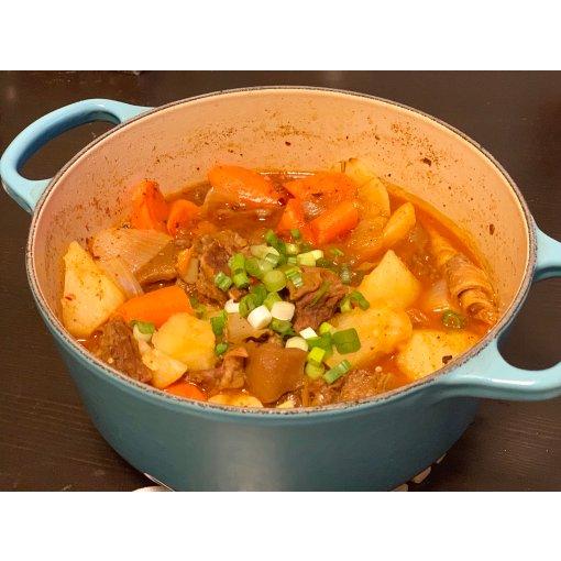 一人食的温暖炖锅🍲