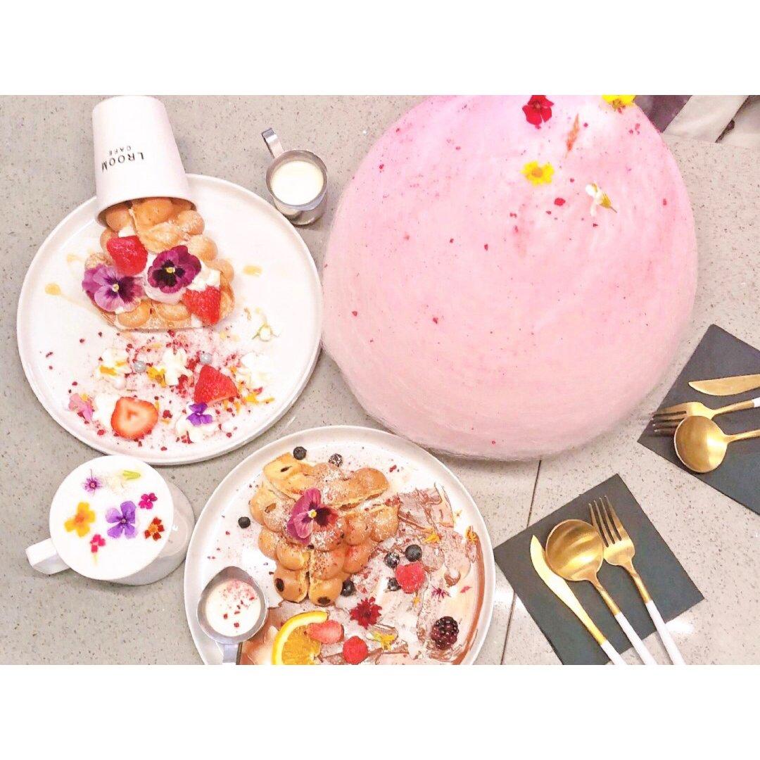 超精致法式甜品+高级鲜花店 | L...