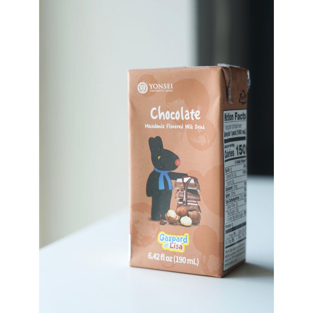 冰箱不囤货|韩国Yonsei巧克力...