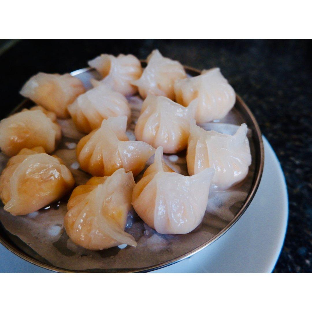 大份虾饺不限量...