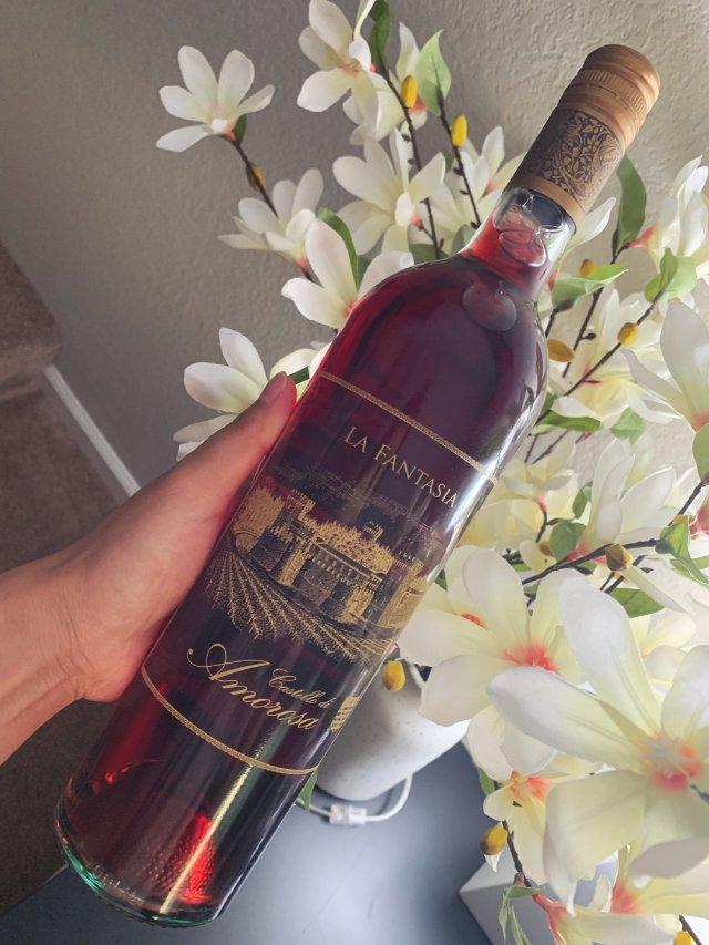 LA FANTASIA 气泡红酒