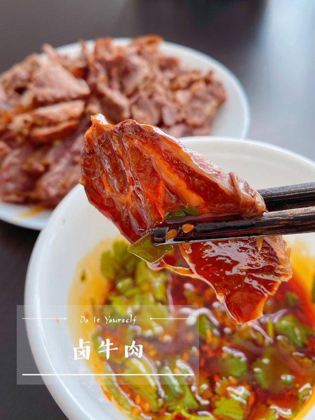 家庭版酱卤牛肉