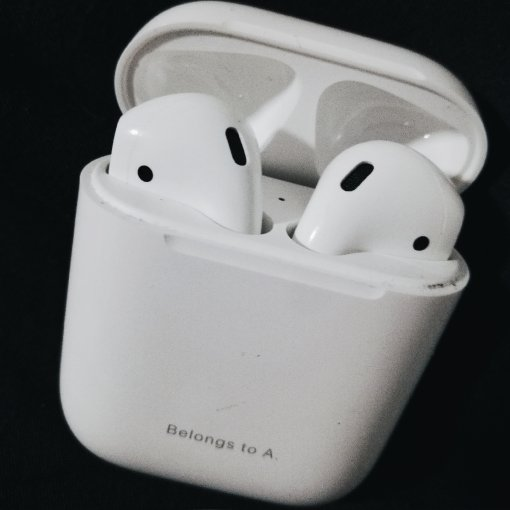 Apple Airpods 2--方便好用颜值高