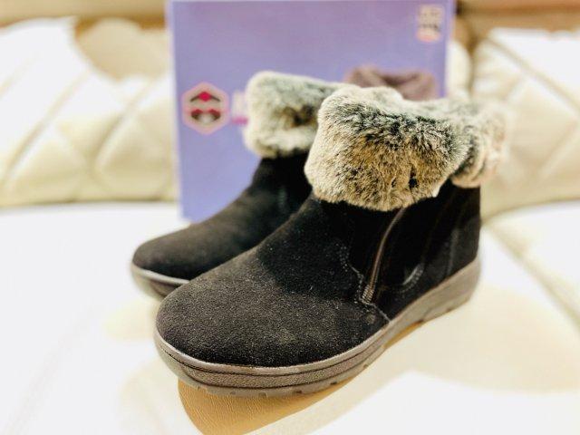 Costco买什么·毛绒绒的短靴