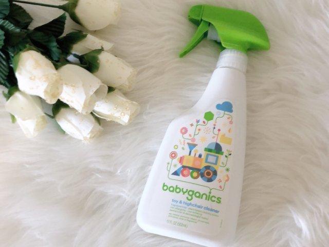 【婴儿用品】玩具清洁喷雾