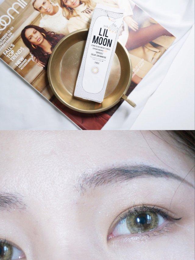 彩妆 / 新入坑人气美瞳Lil Moon