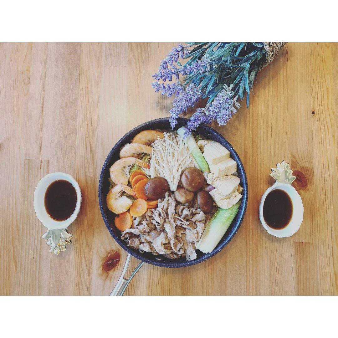 今日食 - 家庭版寿喜锅 (喜乐平...