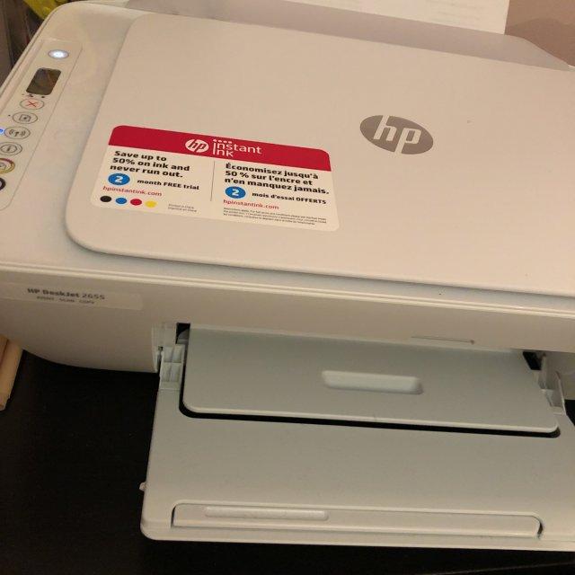 hp打印机和免费instant i...