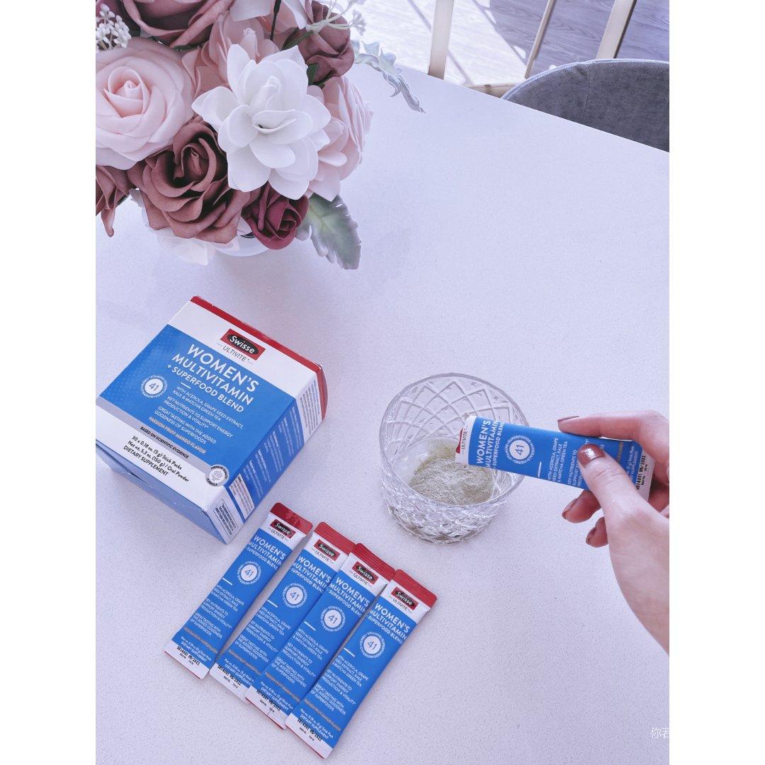 【微众测】Swisse维生素饮品开...