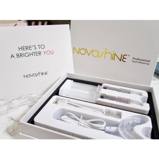 【微众测】Novashine | 冷光牙齿美白仪,笑一个吧!