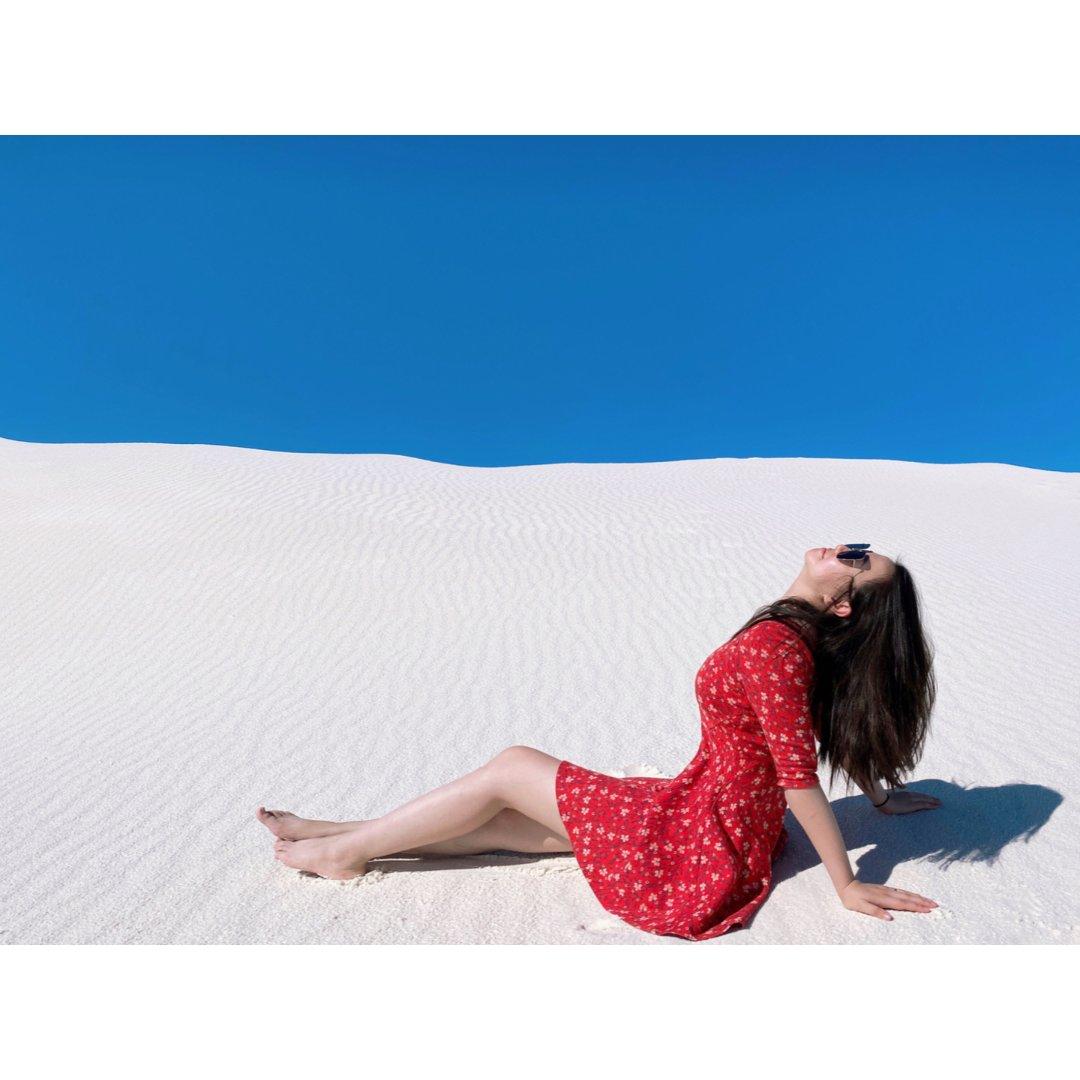 美到窒息的白沙公园