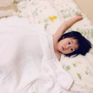Dimora纱布浴巾 给宝宝一个柔软的拥抱