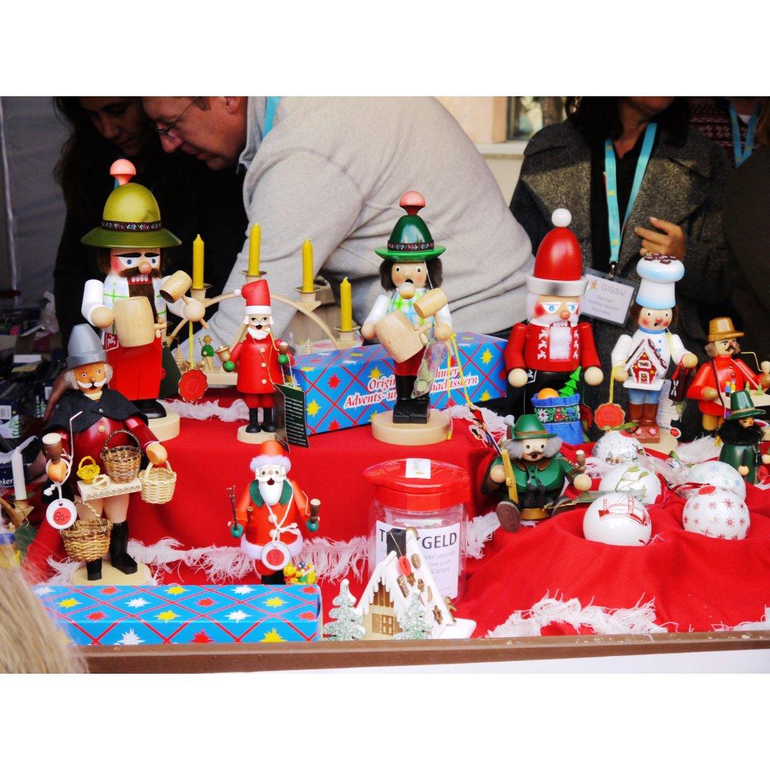 【圣诞市场,才是冬天最该有的样子】