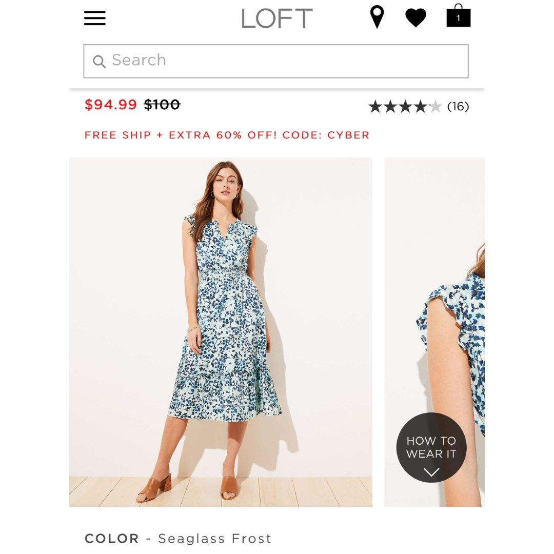 下半年愿望-3 Loft 裙子