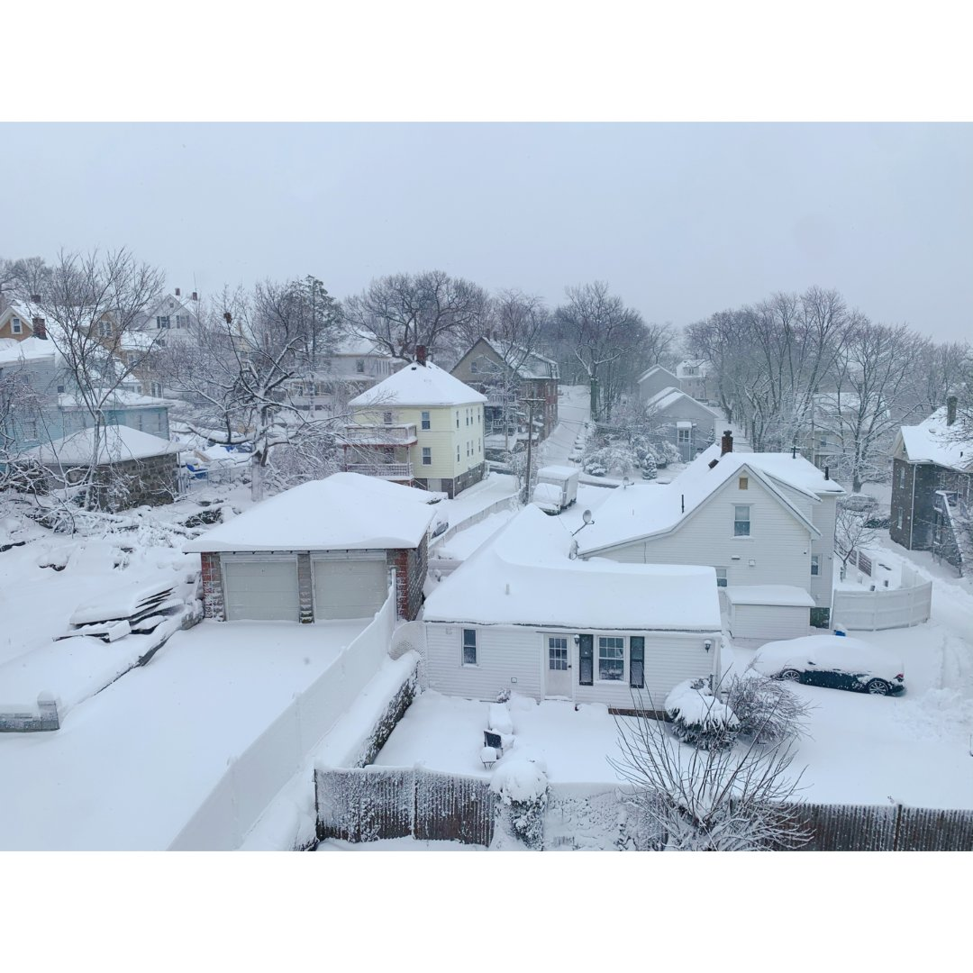 下雪啦❄️