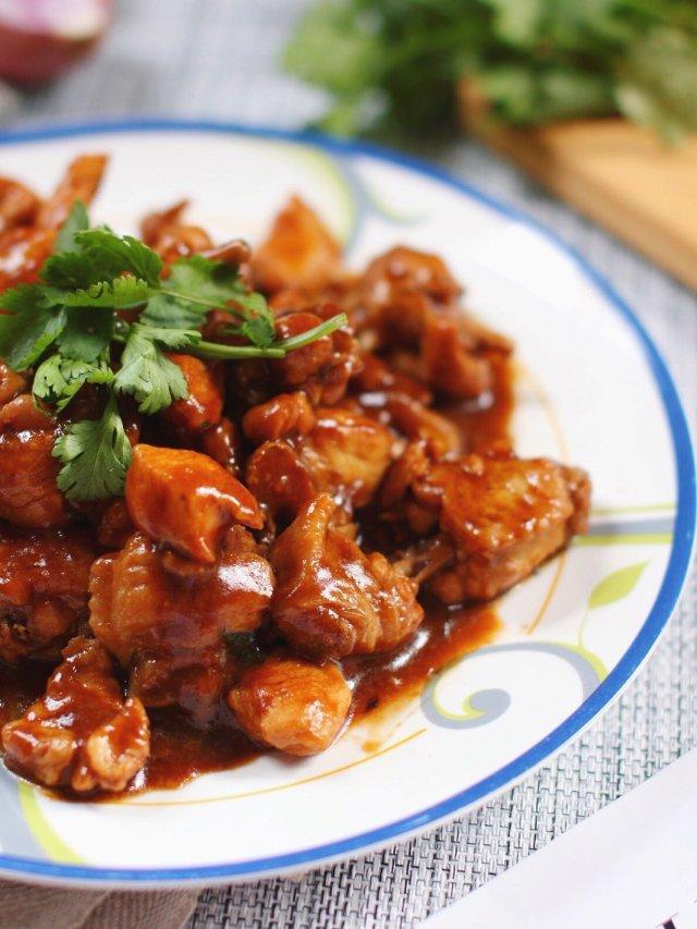 【超级下饭菜】啫啫鸡煲