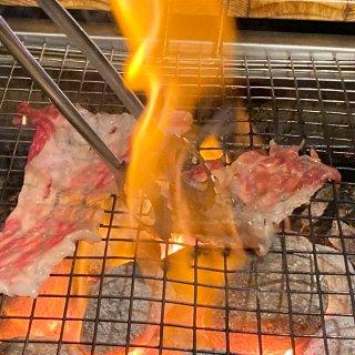 烤肉生活的真谛...