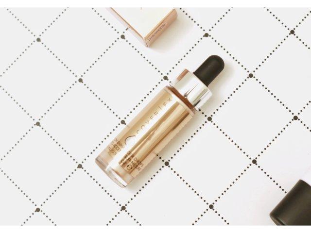 美妆|Cover FX超浓缩DIY高光液