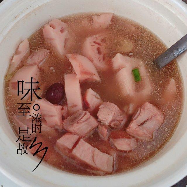 自制美食分享|排骨莲藕汤~家乡的味道❤️