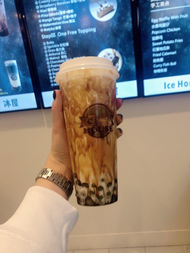 坐标irvine的奶茶店ice h...