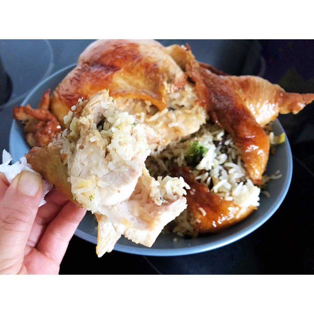 感恩节,无骨鸡,美食DIY