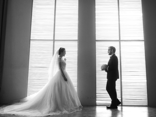 「七夕」农历 • 结婚四周年