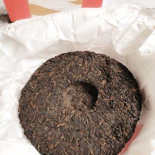 微众测—大益甜醇普洱茶