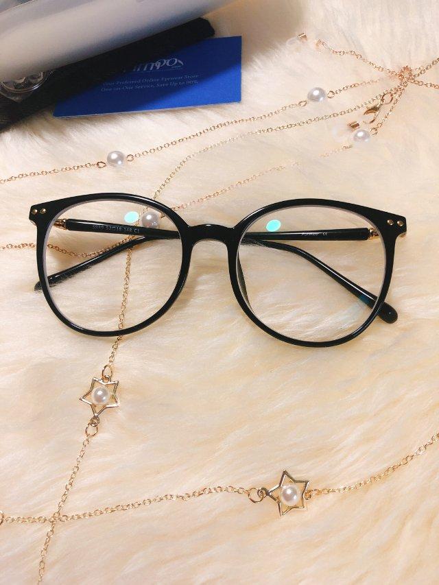 微众测~Firmoo近视眼镜💗