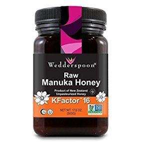 From $8.23 Wedderspoon Raw Premium Manuka Honey on Sale