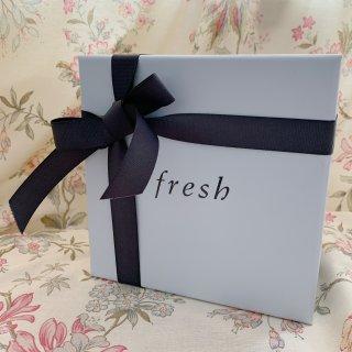 Fresh 高颜值迷你面膜礼盒终于收到啦...