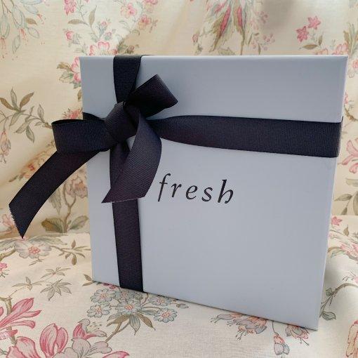 Fresh 高颜值迷你面膜礼盒终于收到啦 🎁