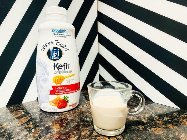 营养好喝的Kefir我选它
