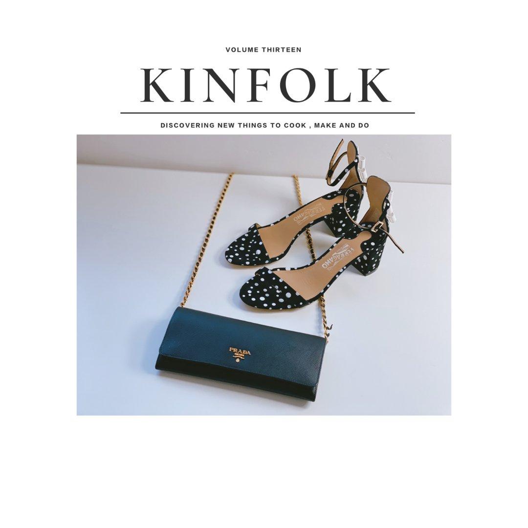 【包包鞋子一个色6⃣️】五彩斑斓的黑