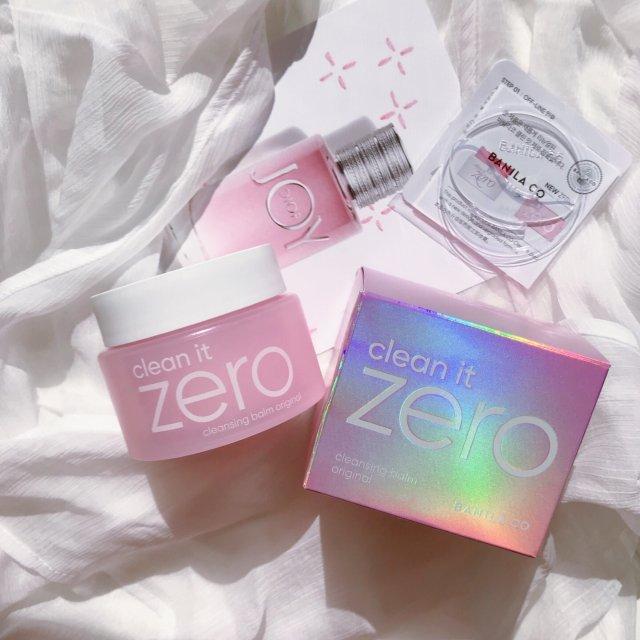 兑换商城——Zero芭妮兰温和粉色卸妆膏